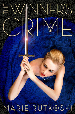 Mini Review: The Winner's Crime by Marie Rutkoski