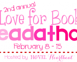 2nd Annual Love for Books Readathon Sign Ups