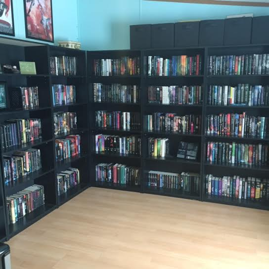 new library main