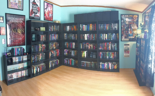 new library pano