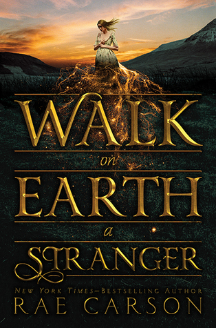 Review: Walk on Earth a Stranger by Rae Carson