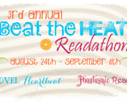 3rd Annual Beat the Heat Readathon Wrap Up