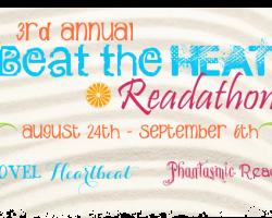 3rd Annual Beat the Heat Readathon Sign Ups