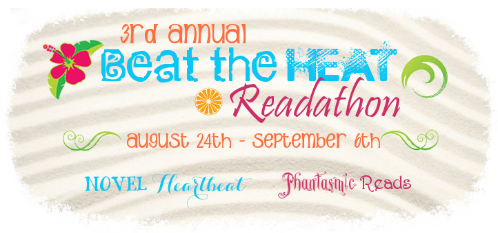 3rd Annual Beat the Heat Readathon