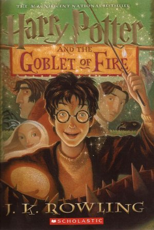 Review: Harry Potter and the Goblet of Fire by J.K. Rowling