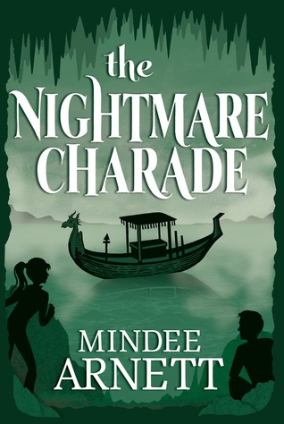 The Nightmare Charade Blog Tour: Review & Giveaway