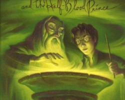 Review: Harry Potter and the Half-Blood Prince by J.K. Rowling