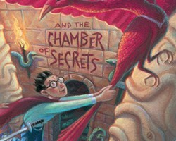 Mini Review: Harry Potter and the Chamber of Secrets by J.K. Rowling