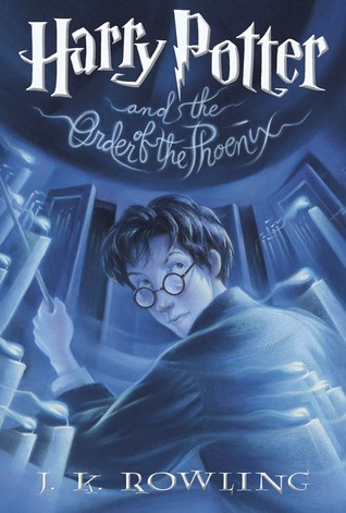 Review: Harry Potter and the Order of the Phoenix by J.K. Rowling