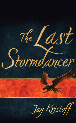Mini Review: The Last Stormdancer by Jay Kristoff