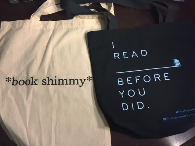 new book totes
