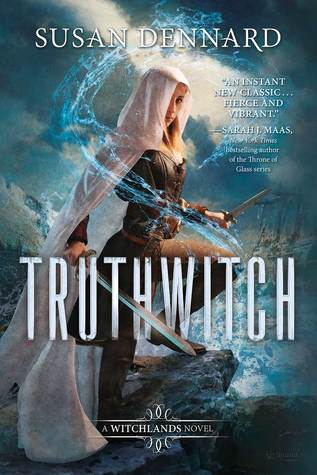 ARC Review: Truthwitch by Susan Dennard