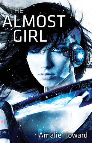 Review: The Almost Girl by Amalie Howard