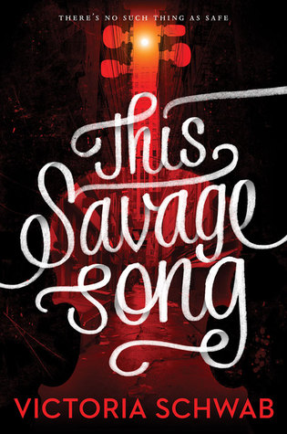 this savage song schwab