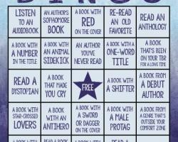 2016 Reading Bingo Challenge