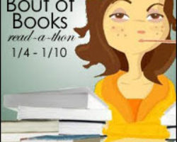 Bout of Books Challenge: Bookish Would You Rather!