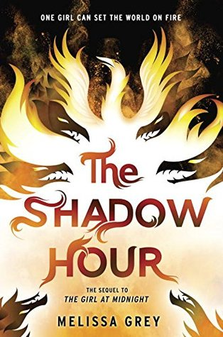 The Shadow Hour by Melissa Grey Blog Tour: Review & Giveaway
