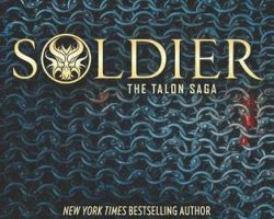 Review: Soldier by Julie Kagawa