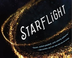 Starflight by Melissa Landers Blog Tour: Review & Giveaway