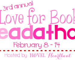 3rd Annual Love for Books Readathon Sign Ups