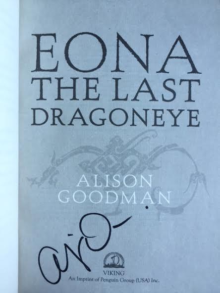 alison goodman signature