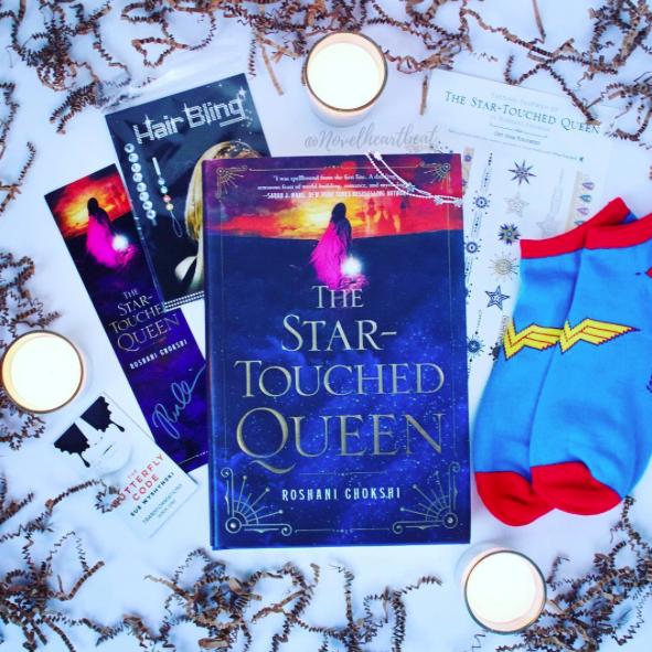 May fantasy and sci fi books box