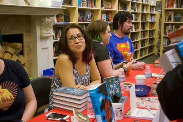 kristen simmons and authors