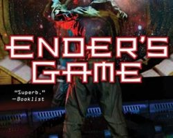 DNF Review: Ender's Game by Orson Scott Card