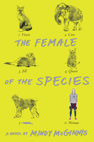 Review: The Female of the Species by Mindy McGinnis