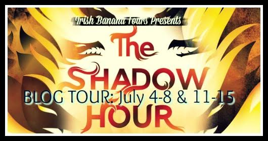 shadow hour blog tour banner