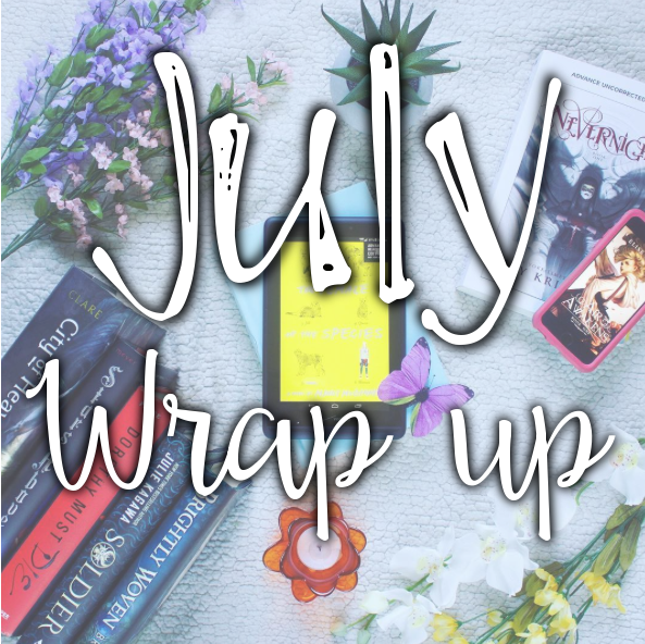 July wrap up 2