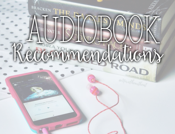 audiobook recs