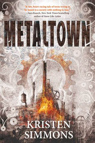metaltown kristen simmons
