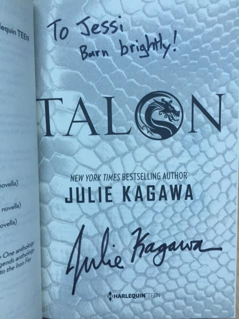 talon signed