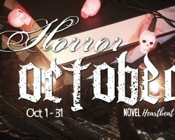 Horror October: YA Horror Books (are lacking)