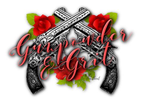 LaRG gunpowder grit