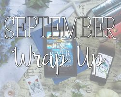 September Wrap Up & October TBR