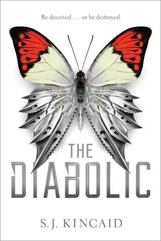 Review: The Diabolic by S.J. Kincaid