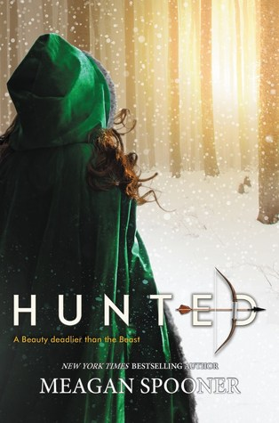 Audiobook Review: Hunted by Meagan Spooner