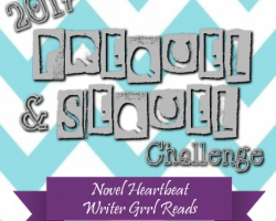 2017 Prequel & Sequel Challenge Sign Ups!