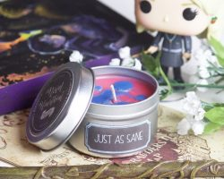 New(ish) Candle Business! (which I keep meaning to talk about)