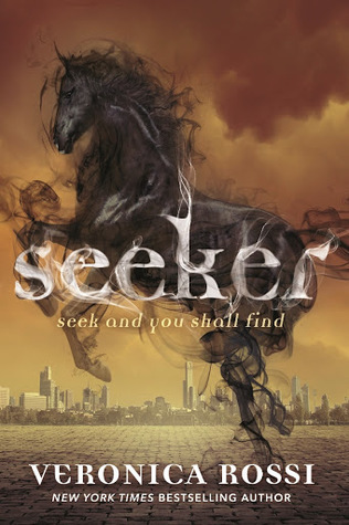 Seeker by Veronica Rossi Blog Tour: Review & Giveaway
