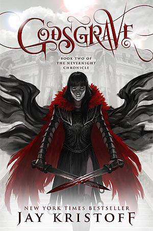ARC Review: Godsgrave by Jay Kristoff