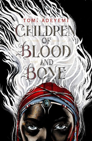 Audiobook Review: Children of Blood & Bone by Tomi Adeyemi