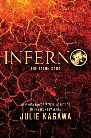 Review: Inferno by Julie Kagawa