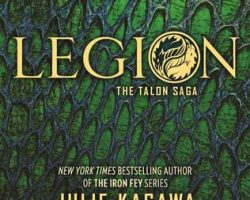 Mini Review: Legion by Julie Kagawa