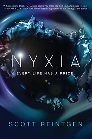 Mini Review: Nyxia by Scott Reintgen