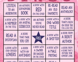 I'm Bringing Back My Reading Bingo Challenge for 2018!