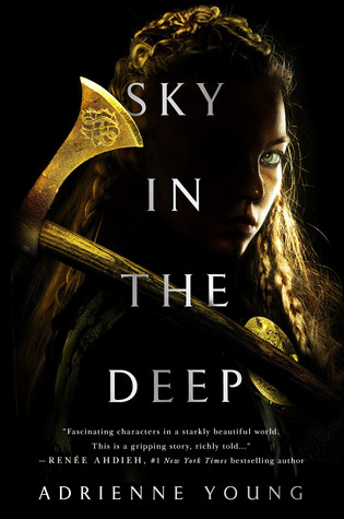 Review: Sky in the Deep by Adrienne Young
