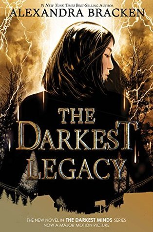Review: The Darkest Legacy by Alexandra Bracken